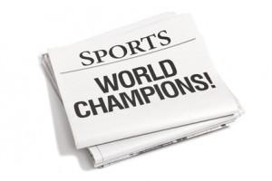 Newspaper Headlines Sports